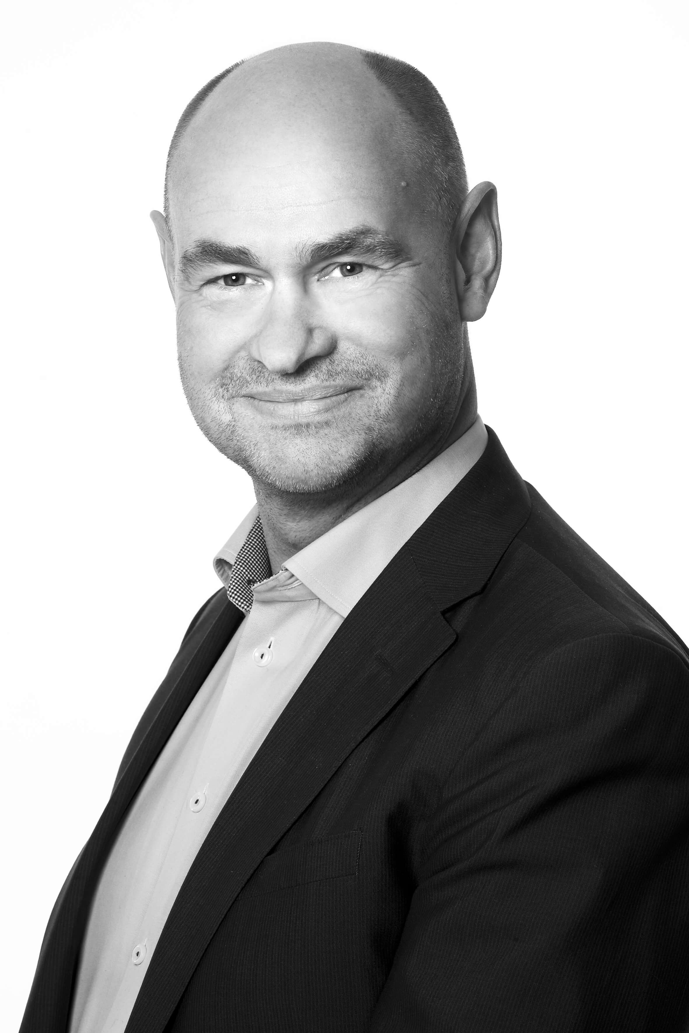 Hans Norderud, DNB Næringsmegling Tronheim